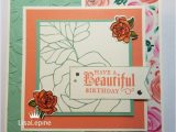 Stampin Up Beautiful Day Card Ideas Stampin Up Beautiful Day Card by Scripperscrapper