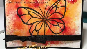 Stampin Up Beautiful Day Card Ideas Stampin' Up Beautiful Day Stamp Set and Brusho