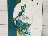 Stampin Up Beautiful Peacock Card Ideas 115 Best Su Royal Peacock Images In 2020 Peacock Stampin