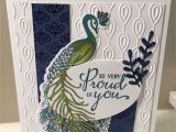 Stampin Up Beautiful Peacock Card Ideas 72 Best Beautiful Royal Peacock Images Bird Cards Stampin