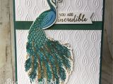 Stampin Up Beautiful Peacock Card Ideas Die 2330 Besten Bilder Zu Crafting In 2020 Karten Basteln