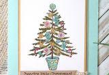 Stampin Up Christmas Card Ideas 2017 Christmas Card 2 Beachy Little Christmas Beachy