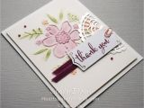Stampin Up Thank You Card Ideas Share What You Love Early Release with Images Simple