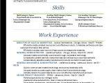 Standard Resume format In Word Word Resume Templates 2016