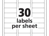 Staples Avery 5160 Template Staples Mailing Labels 5160 Made by Creative Label