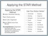 Star Method Cover Letter Resume and Cover Letter Writing for Greek Life Members