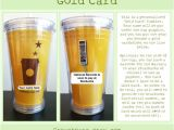 Starbucks Personalized Tumbler Template Items Similar to Handmade Personalized Starbucks Gold Card