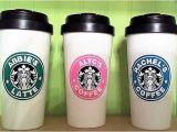 Starbucks Personalized Tumbler Template Personalized Starbucks Tumbler