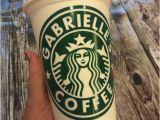 Starbucks Personalized Tumbler Template Starbucks Cup Personalized Personalized Tumbler Travel Tea