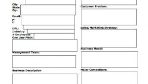 Start Up Business Plan Template Free Startup Business Plan Templates 11 Free Word Pdf