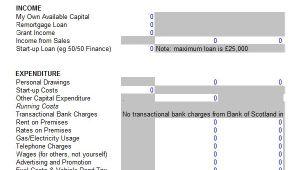 Startup Business Plan Financial Template 9 Sample Financial Plan Templates Sample Templates