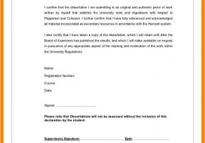 Statement Of Authenticity Template 8 Declaration Of Authenticity Gcsemaths Revision