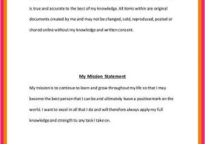 Statement Of Authenticity Template Statement Of Authenticity Bio Letter format