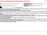 Stationary Engineer Resume Sample Stationary Engineer Resumes Resumes