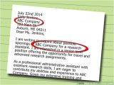 Steps On How to Write A Cover Letter 5 Ways to Write A Cover Letter Wikihow