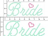 Sticky Flock Pre Cut Templates Pre Cut Sticky Flock Hotfix Rhinestone Iron On by Blingblondie