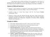 Store Keeper Resume In Word format Resume 2014