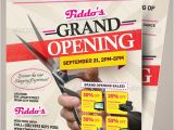 Store Opening Flyer Template 41 Grand Opening Flyer Template Free Psd Ai Vector
