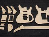 Strat Routing Template Vandenberg Guitar Router Template Set Cnc 1 2 Quot Mdf Ebay