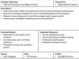 Strategic Planning Goals and Objectives Template What are Strategic Objectives