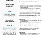 Structural Engineer Responsibilities Resume Structural Engineer Resume