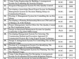 Structural Engineering Proposal Template Sample Civil Engineering thesis Proposal