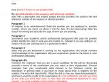 Structure Of A Good Cover Letter 44 Personal Letter Templates Pdf Doc Free Premium