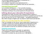 Structure Of A Good Cover Letter Knowledge Seeker 39 S Blog
