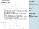 Student Body Resume Auto Body Technician Resume Samples Qwikresume