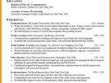 Student Internship Resume Objective Examples 8 Cv Samples for Internship theorynpractice