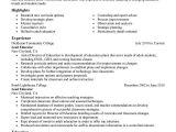 Student Mentor Resume Best Lead Educator Resume Example Livecareer