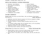 Student Mentor Resume Student Teaching Resume Edit