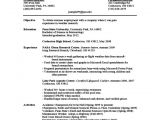 Student Of the Year Resume Sample Resume by A First Year Student Free Download