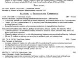 Student Resume Achievements College Student Resume Example Business and Marketing