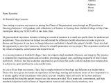 Student Resume Cover Letter Examples 8 Nursing Cover Letter Example Free Sample Example