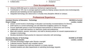 Student Resume Education Examples 12 Amazing Education Resume Examples Livecareer