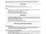 Student Resume Engineering 42 Best Best Engineering Resume Templates Samples Images