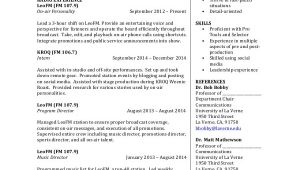 Student Resume In Pdf Sample College Student Resume 8 Examples In Pdf Word