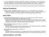 Student Resume Letter the Temptation News Resumes for High School Students with