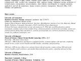 Student Resume Linkedin Linkedin Nursing Resume
