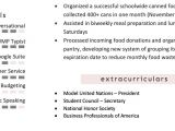 Student Resume Sections Education Section Resume Writing Guide Resume Genius