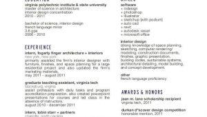 Student Resume Title Resume Title Block Resume Portfolio Ideas Interior