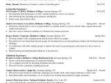 Student Resume Volunteer Experience College Resume Example 8 Samples In Word Pdf