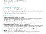 Student Union Resume Resume by Jennifer Macino Via Behance Design and Job