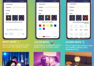 Student Unique Card App Download Govee Led Rgb Lampe Dimmbare 7w E27 Rgb W Sync Mit Musik