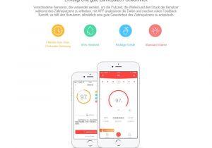 Student Unique Card App Download Oclean One Wiederaufladbare Schall Elektrische Zahnburste Von Xiaomi Youpin
