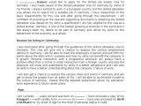 Student Visa Resume Sample Sample Cover Letter Travel Visa Resume