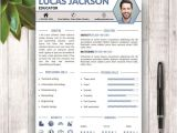 Stylish Resume Templates Stylish Resume Template for Ms Word Resume Templates On