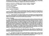 Subcontractor Scope Of Work Template 14 Subcontractor Agreement Templates Free Sample