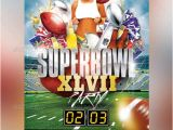 Super Bowl Party Flyer Template 18 Stylish Flyer Templates Examples Creativedive